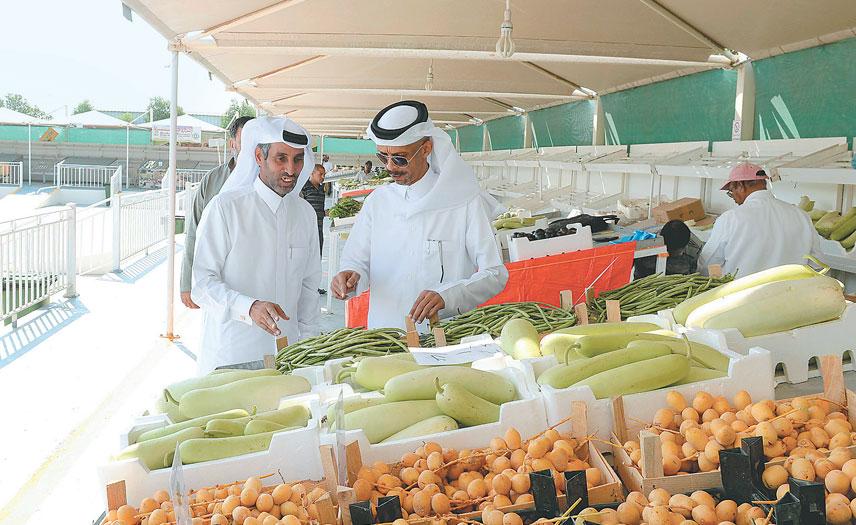 Qatar farm markets open for 5th season  